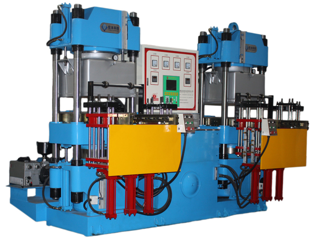 XB-ZK系列真空平板硫化机